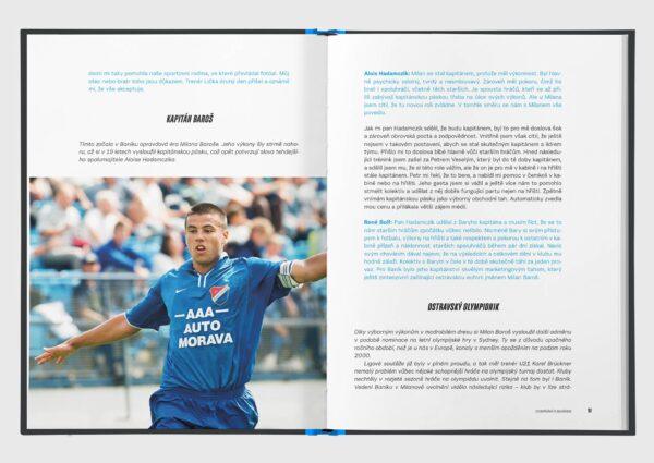 "milan baros kniha carusel 4 - Kniha ""Milan Baroš: Opravdová legenda"" s podpisem"