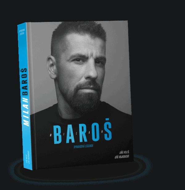 "milan baros kniha www - Kniha ""Milan Baroš: Opravdová legenda"" s podpisem"